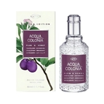 MAURER & WIRTZ 4711 Acqua Colonia Plum & Honey